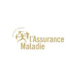 Logo assurance maladie pour perruque